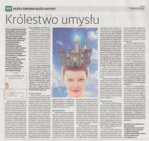 Gazeta Targowa - 18 marca 2014